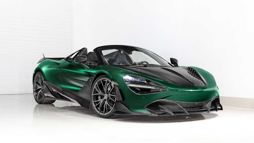 McLaren 720S Spider Fury by TopCar