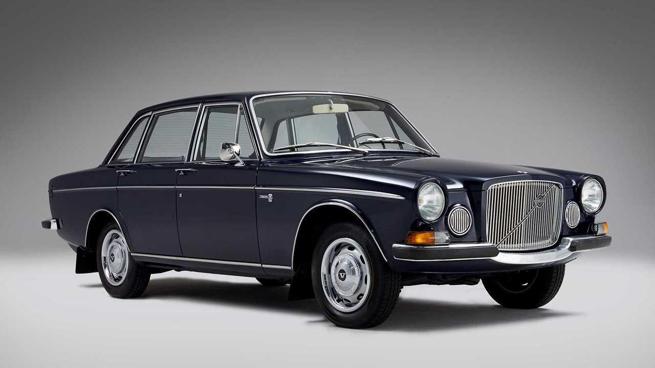 Volvo 164 (1968-1975)