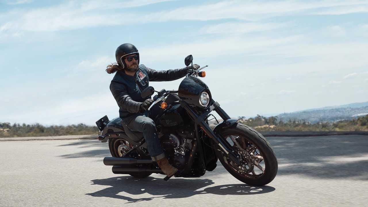 Harley-Davidson Softail Low Rider S