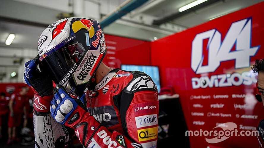 """Dovizioso: """"Márquez estará delante en Qatar, no tengo duda sobre eso"""""""