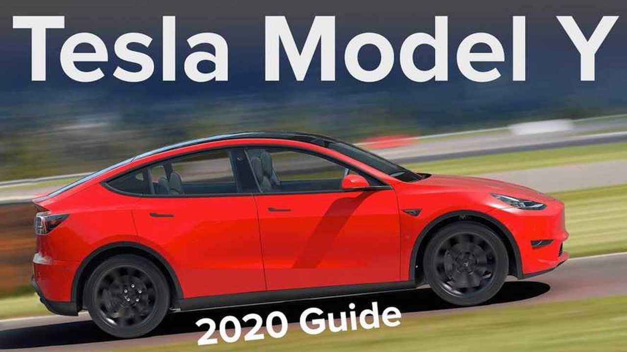 Tesla Model Y: A Comprehensive 2020 Guide In Video Form