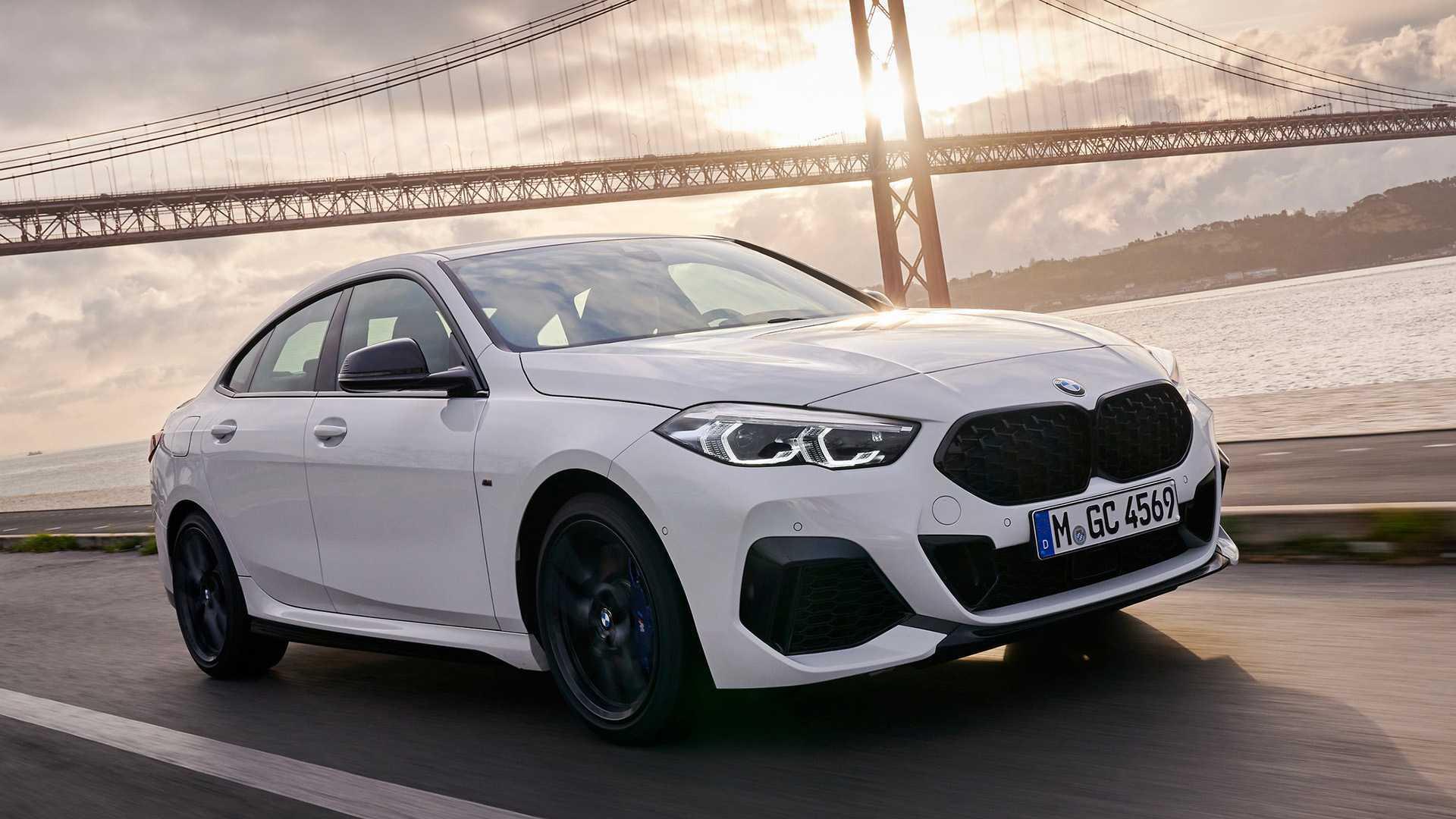 2020 BMW 220D Xdrive Spy Shoot