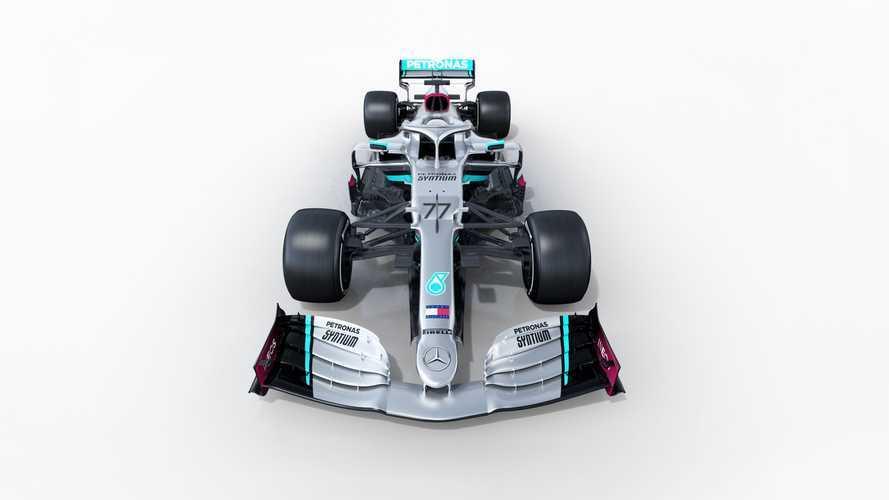 Вот на чем Mercedes поедет за очередным титулом