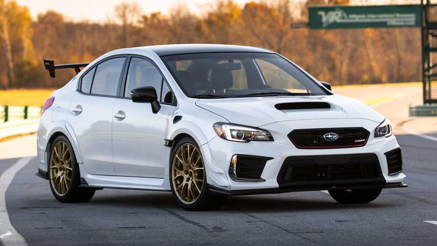 Enter Now To Win This Subaru WRX STI S209 And $18,000 Cash