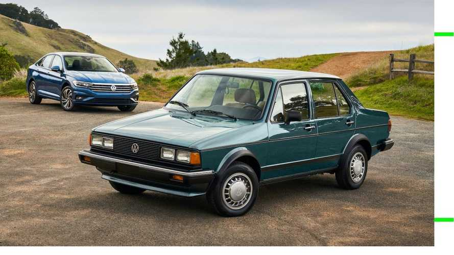 Video: How does a 1980 VW Jetta compare with the 2019 Jetta?