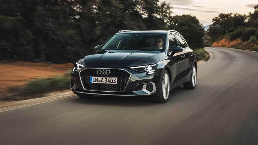 Audi A3, da oggi disponibile il 1.0 tre cilindri su Sportback e Sedan