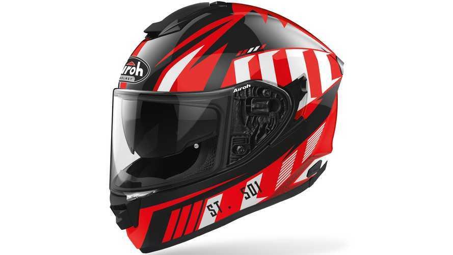 Airoh ST. 501: il casco integrale sport-touring