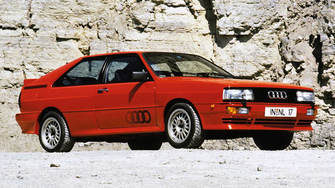 Audi Coupé Auto&Storia