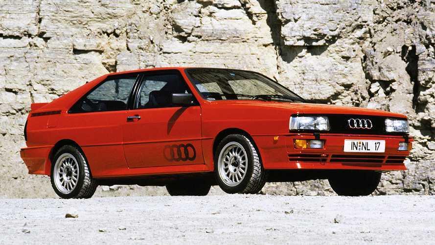 Audi Coupé, l'asso del riscatto tedesco