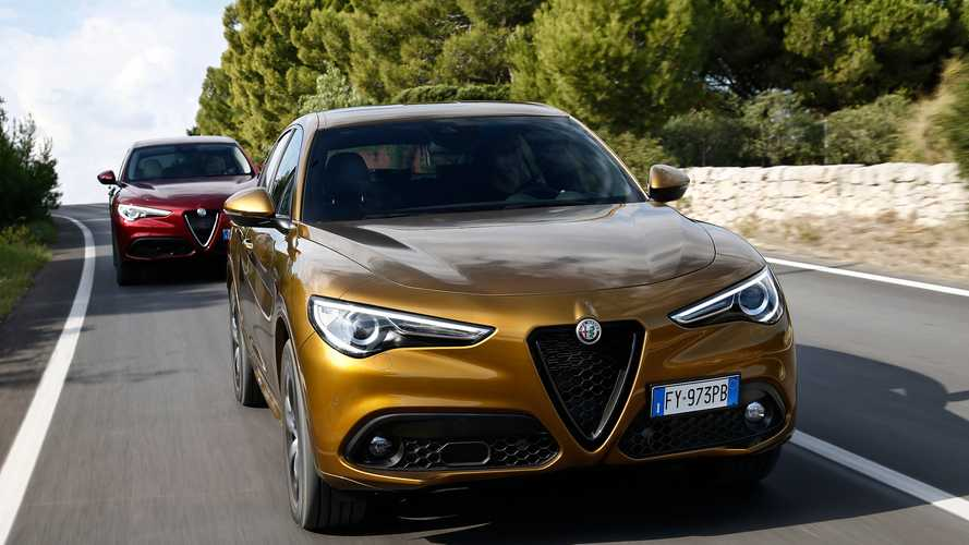 Alfa Romeo Giulia y Stelvio 2020, primera prueba: 100% Premium