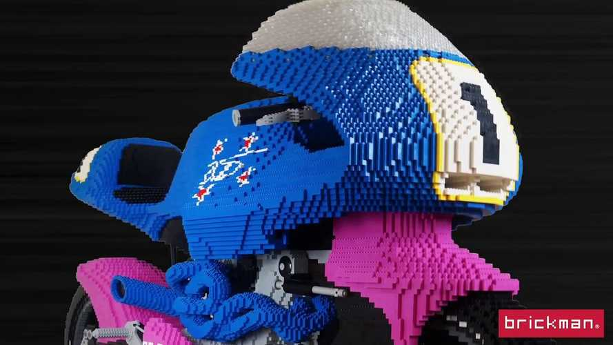 This Amazing Britten V1000 Is Built Entirely Out Of LEGO