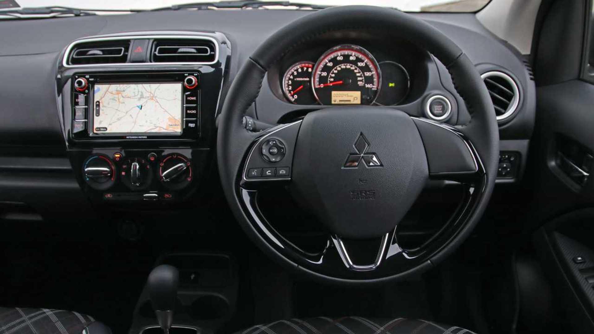 2020 Mitsubishi Mirage Arrives Bearing 10 550 Price Tag