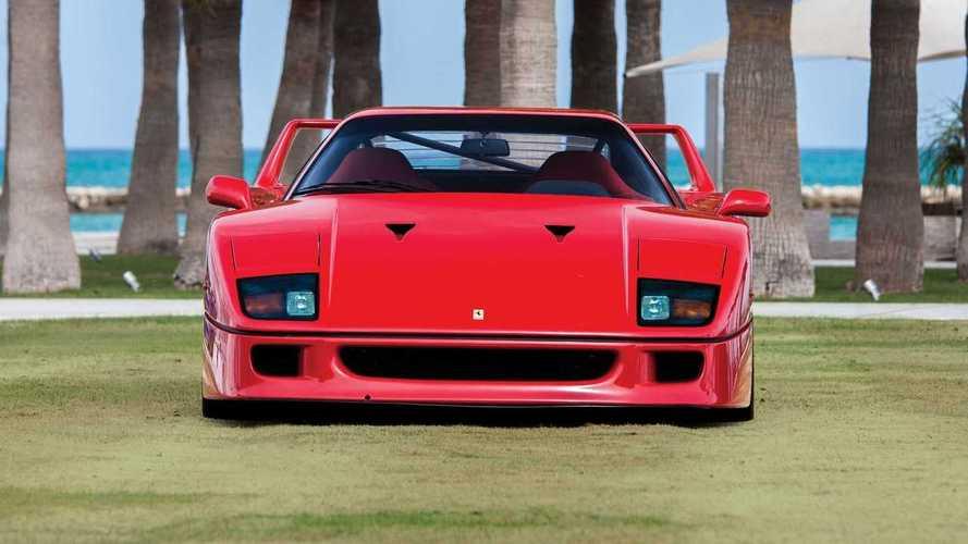 Ferrari lance une nouvelle série de podcasts sur son histoire