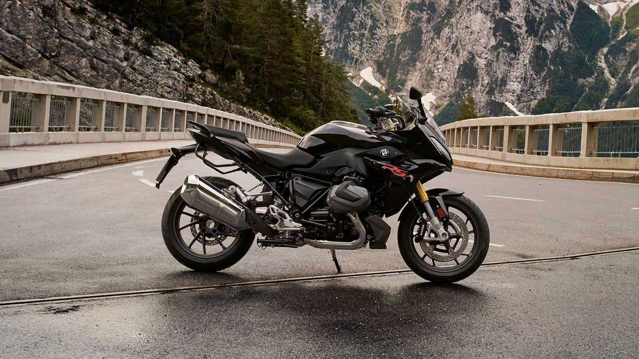 BMW R 1250 R, RT, And RS