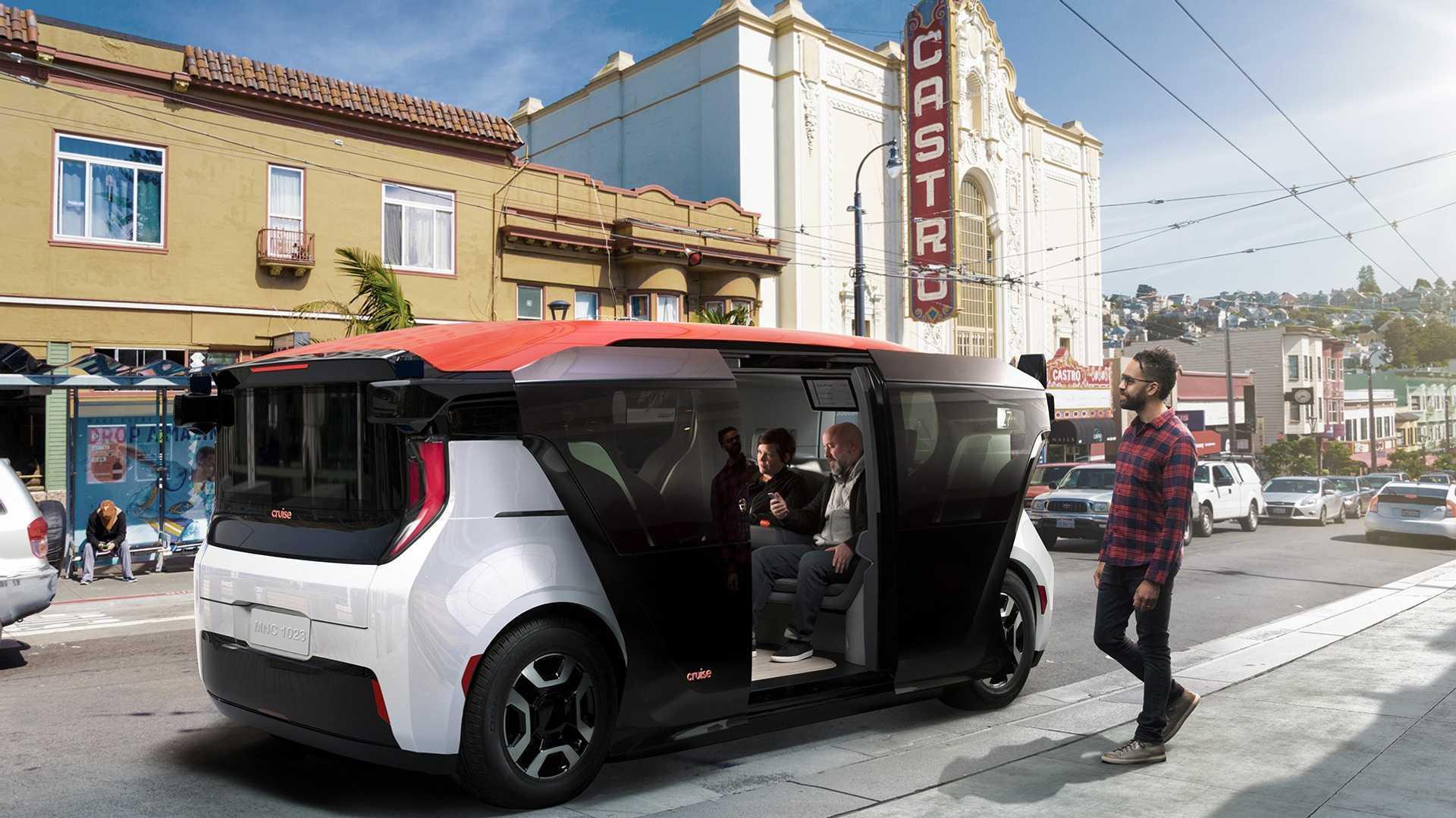 Федеральное правительство упрощает правила безопасности для некоторых автономных автомобилей