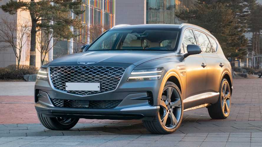 Hyundai Palisade, Genesis GV80 Production Stops Due To Lack Of Parts
