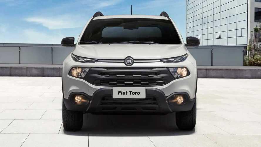 Fiat Toro Ultra, le foto ufficiali