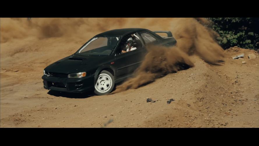 Subaru Impreza 2,5 RS Gymkhana