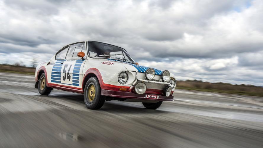 Skoda To Show 'Porsche Of The East' at Techno Classica