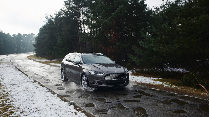 Ford technology to help drivers dodge potholes