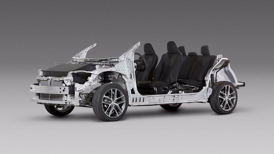 TNGA traz mais flexibilidade e eficiência a fábricas da Toyota