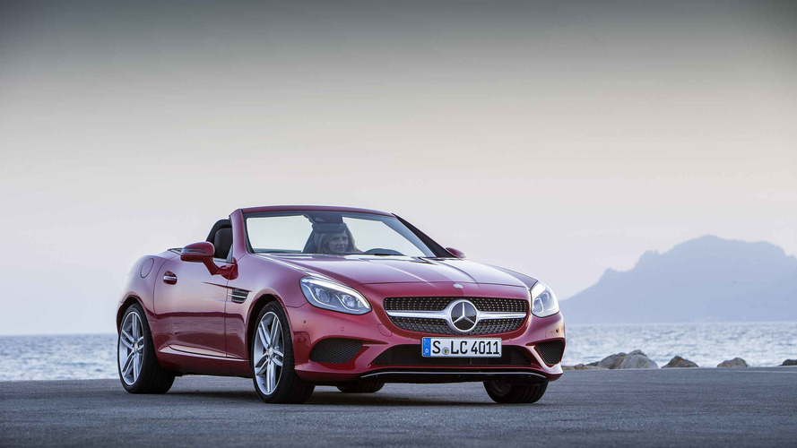 2017 Mercedes SLC Review