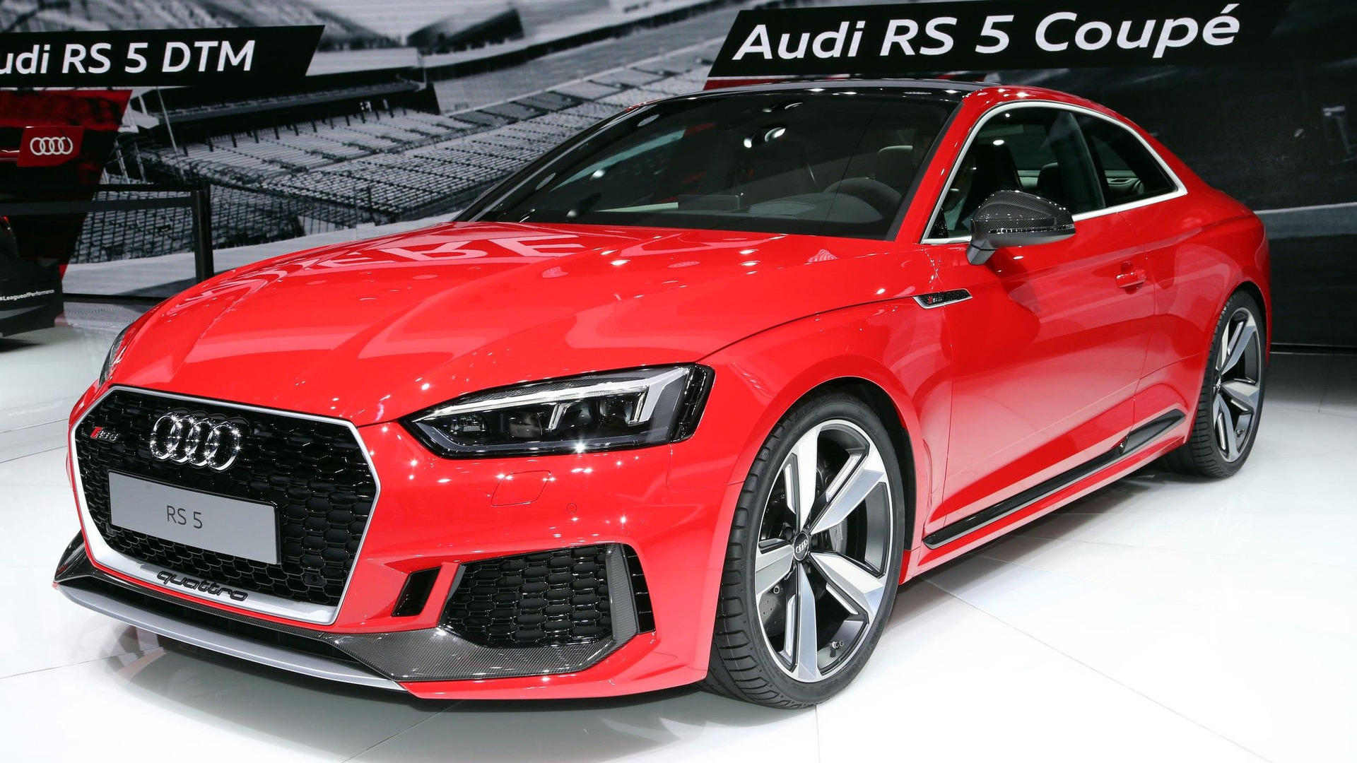 Audi RS Is More Powerful Faster Than Porsche Panamera S - Audi rs 5