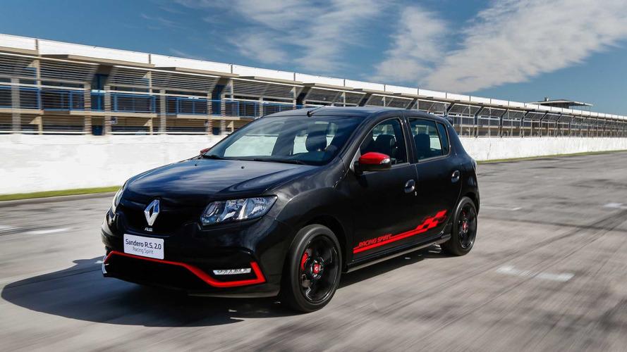 Renault lança exclusivo Sandero R.S. Racing Spirit a R$ 66.400
