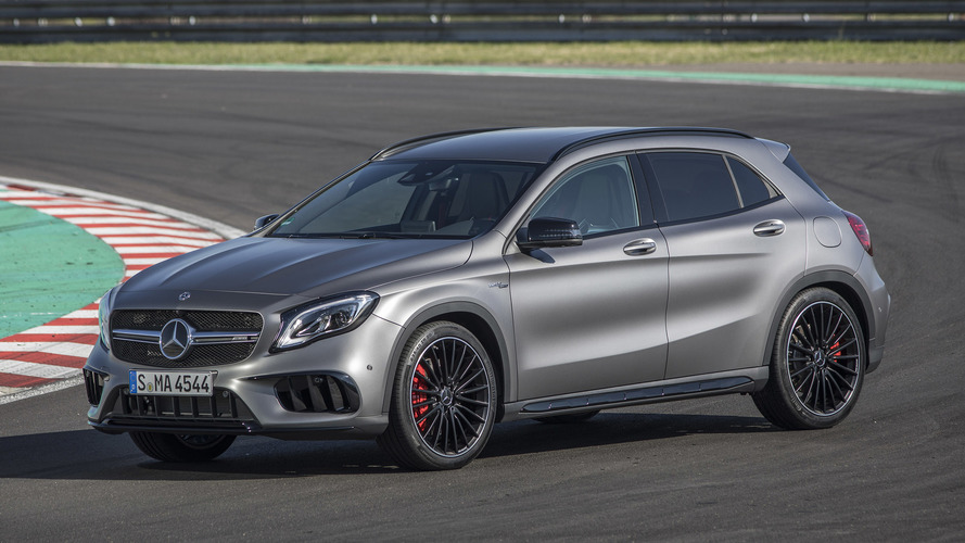 2018 Mercedes-AMG GLA45: First Drive
