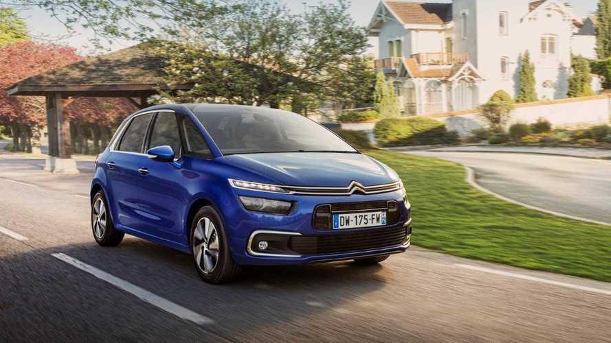Citroën C4 Picasso perde versão mais barata na linha 2019