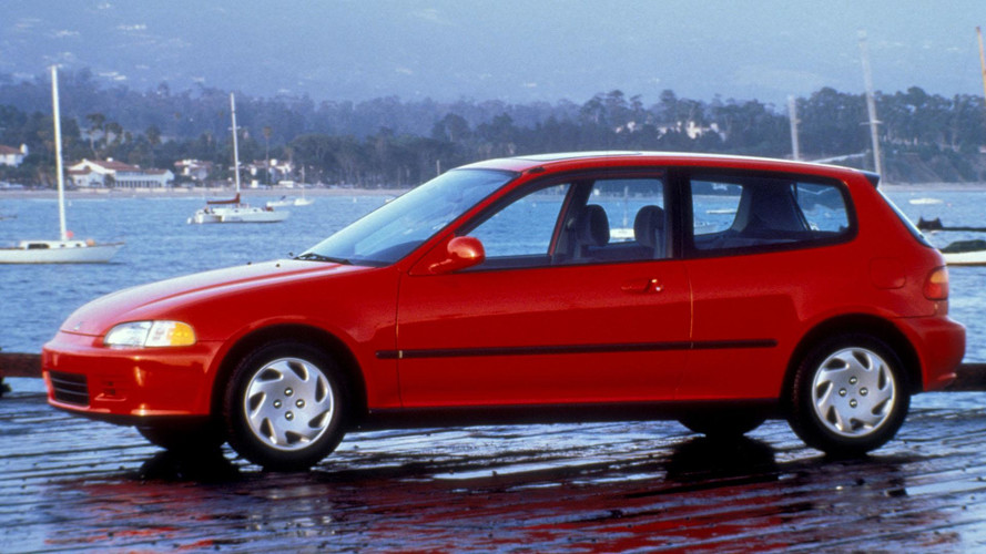 The Honda Civic Si  A Retrospective On Honda U2019s Sport Compact