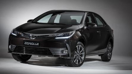 Toyota Corolla é o carro mais vendido do mundo mais uma vez