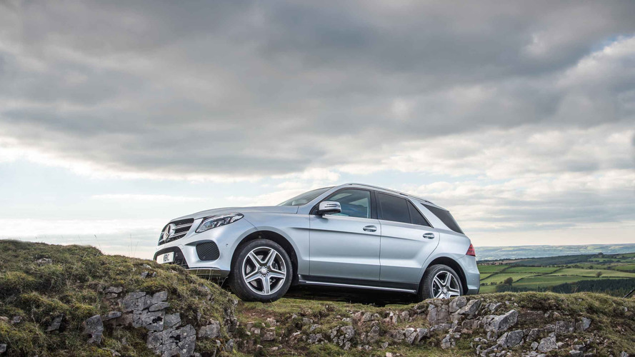 2015 Mercedes-Benz GLE Review