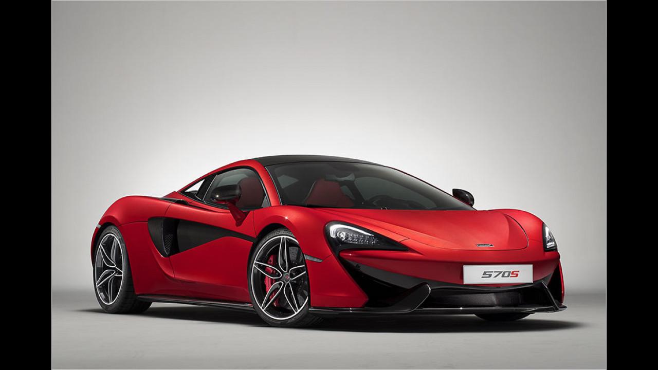 McLaren 570S Design-Editionen