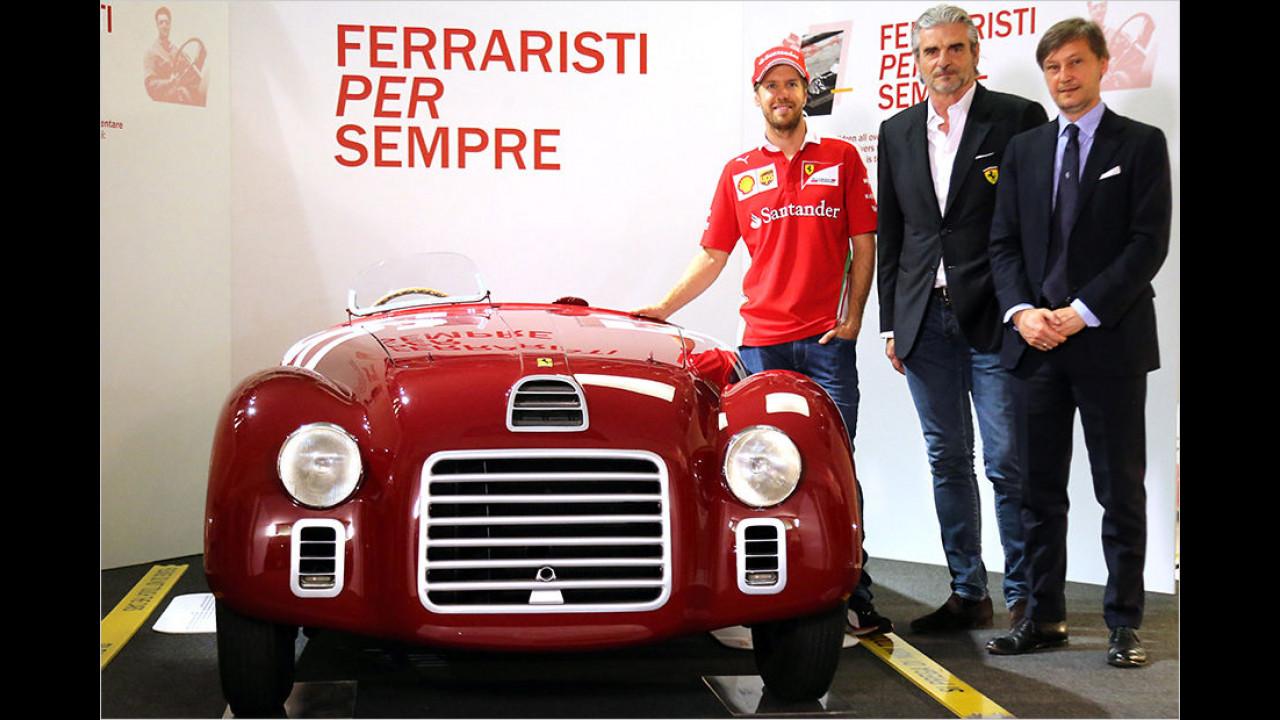 Automobilbau bei Ferrari (1947)