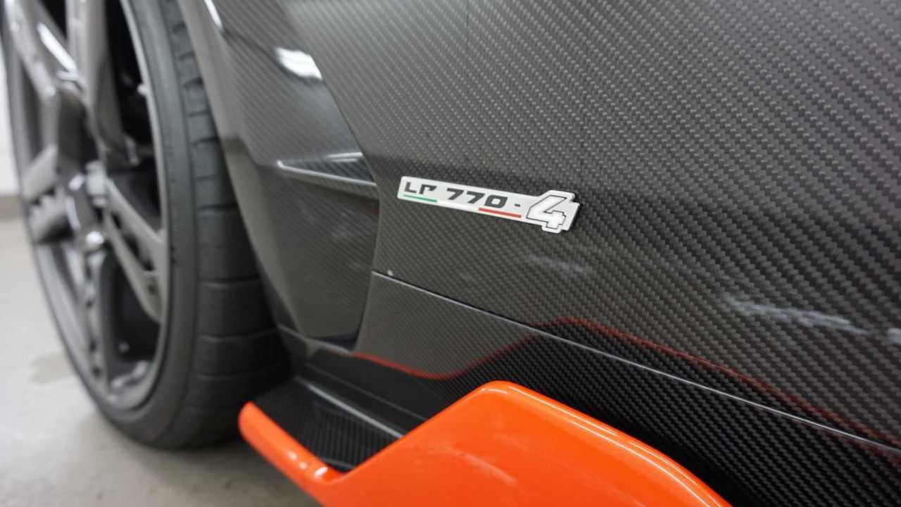 Lamborghini Centenario İngiltere