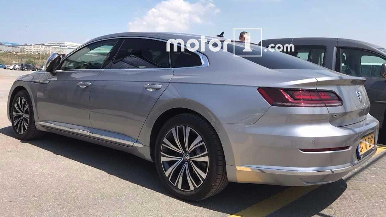 Volkswagen Arteon - Türkiye'ye gelen ilk örnekler