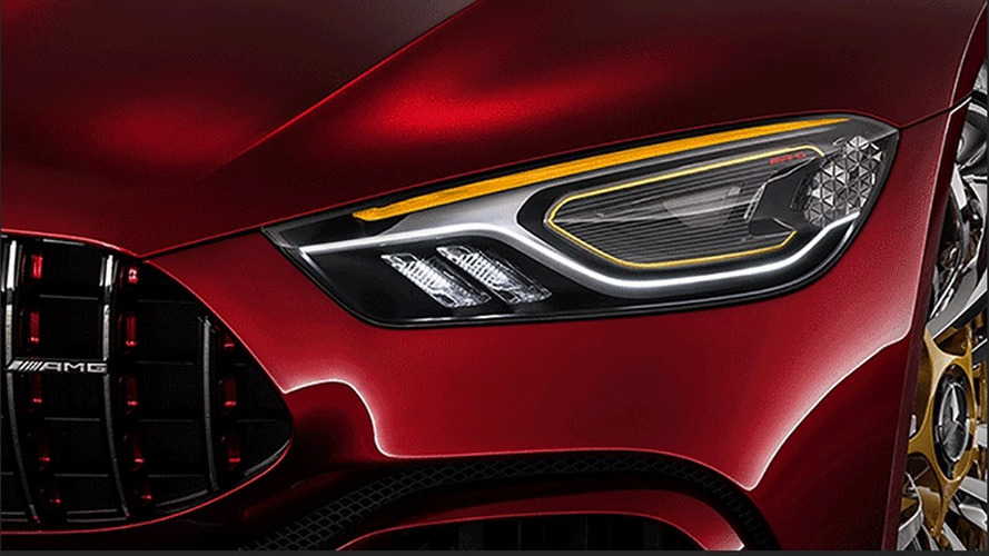 Mercedes-AMG GT Concept shines in yet another teaser