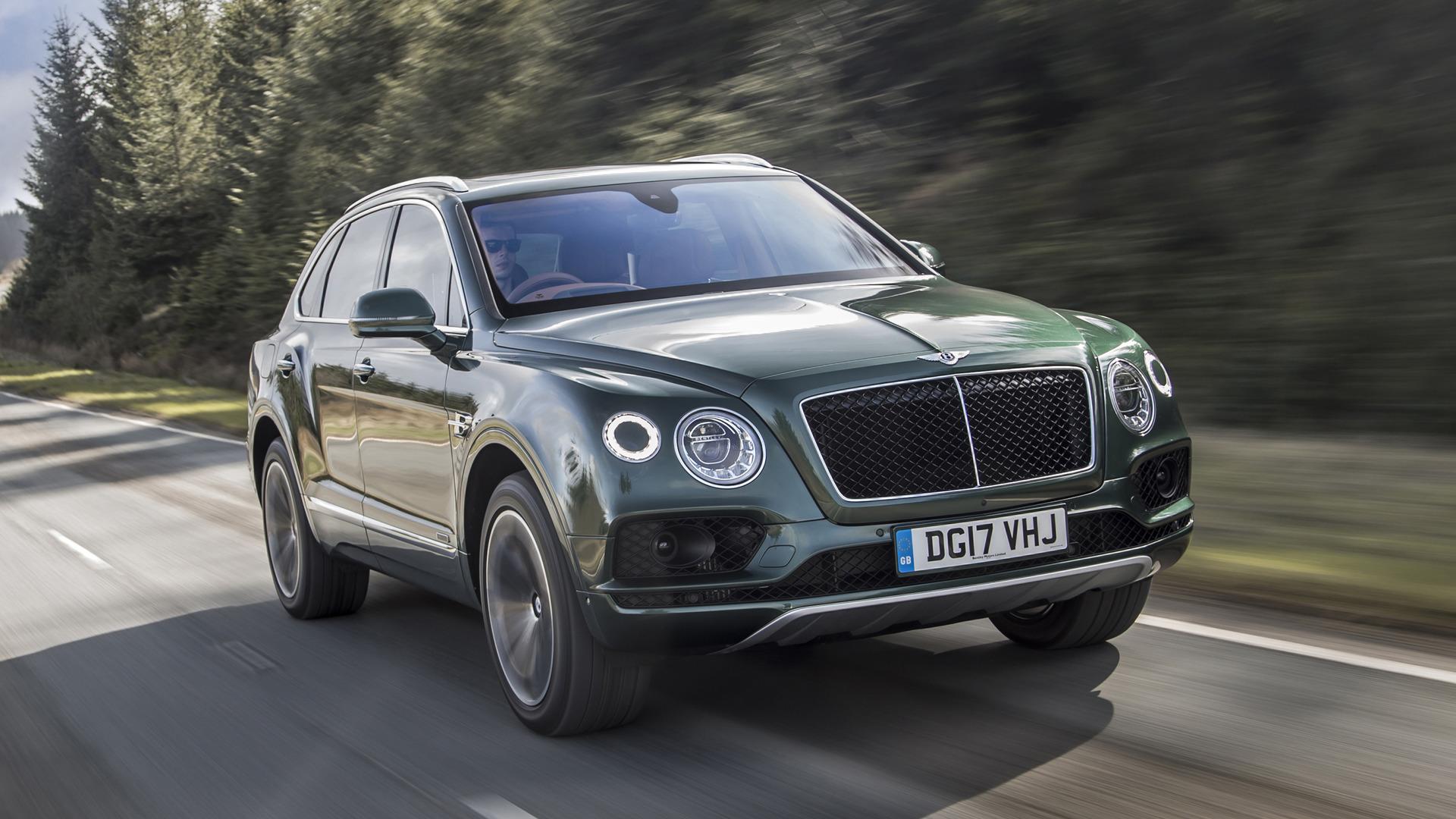 Bentley Bentayga Diesel Axed From Europe