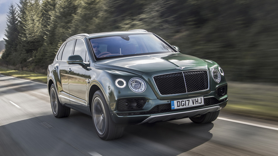2017 Bentley Bentayga Diesel First Drive: No W12, No Problem