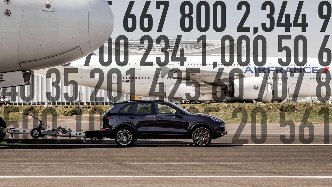 Porsche Cayenne Motor Math Lead