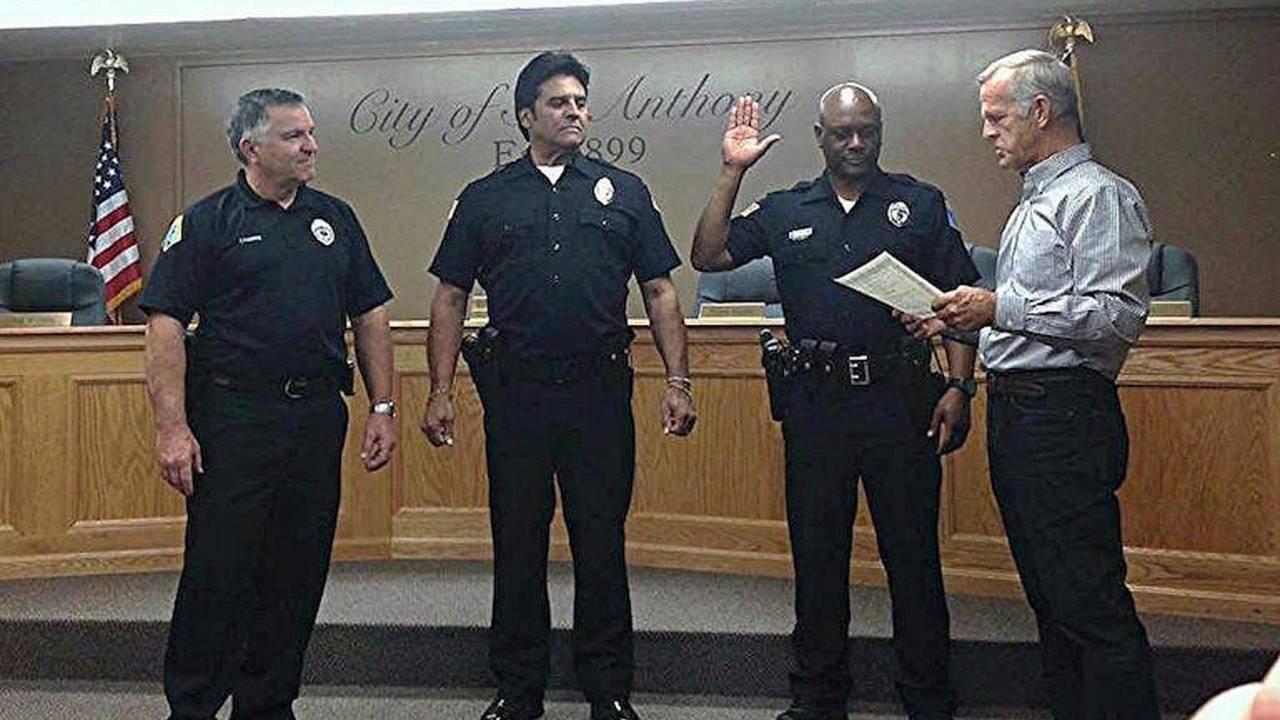 Erik Estrada Becomes Actual Police Officer