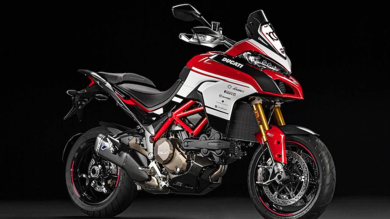 Ducati Announces Pikes Peak Safety Initiative