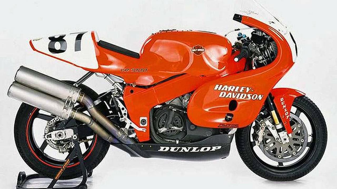 Harley Davidson Resurrects VR 1000