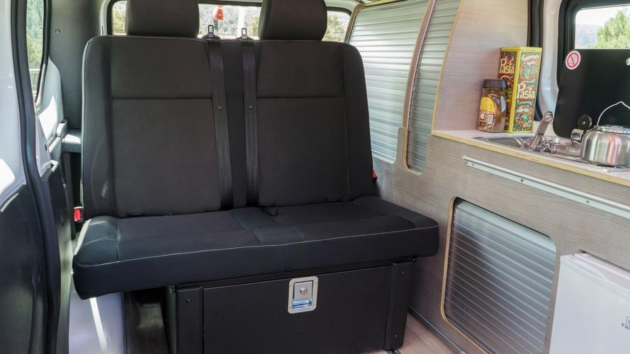 Nissan NV300 and e-NV200 camper vans