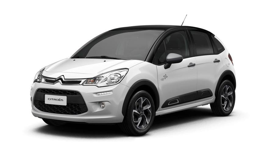 Citroën C3 tem linha simplificada para apenas três versões