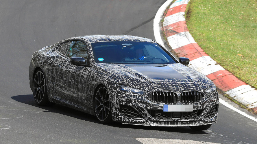 BMW 8er zeigt neue Details