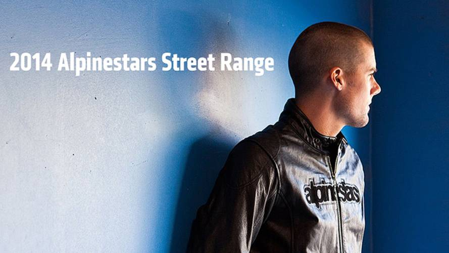 Alpinestars 2014 Street Collection