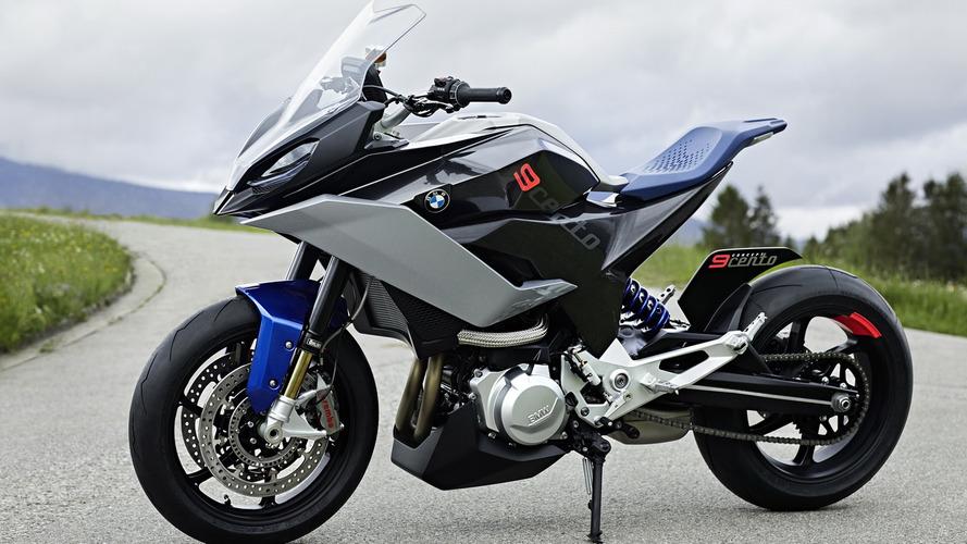 BMW Motorrad apresenta a 9cento, conceito de Sport Touring