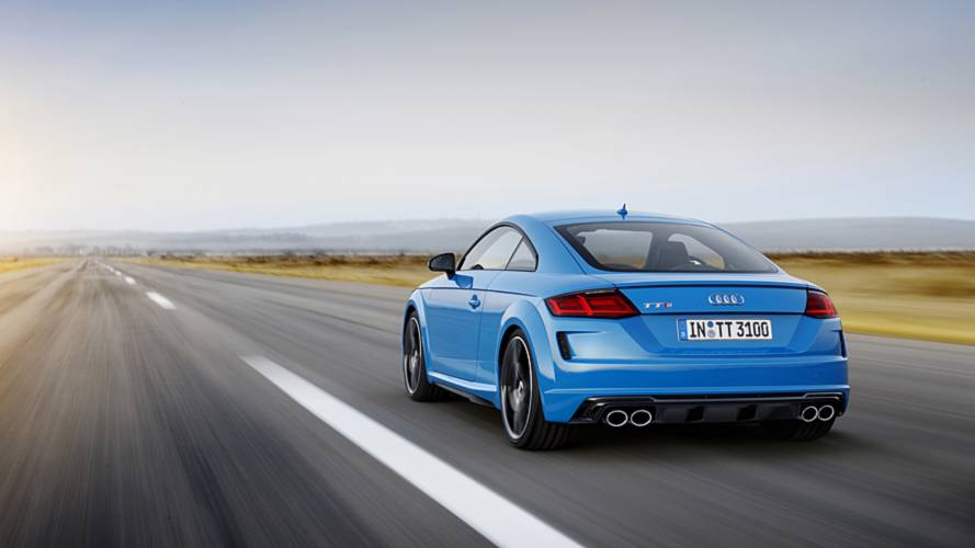 Precios del Audi TT 2019: solo con motores de gasolina